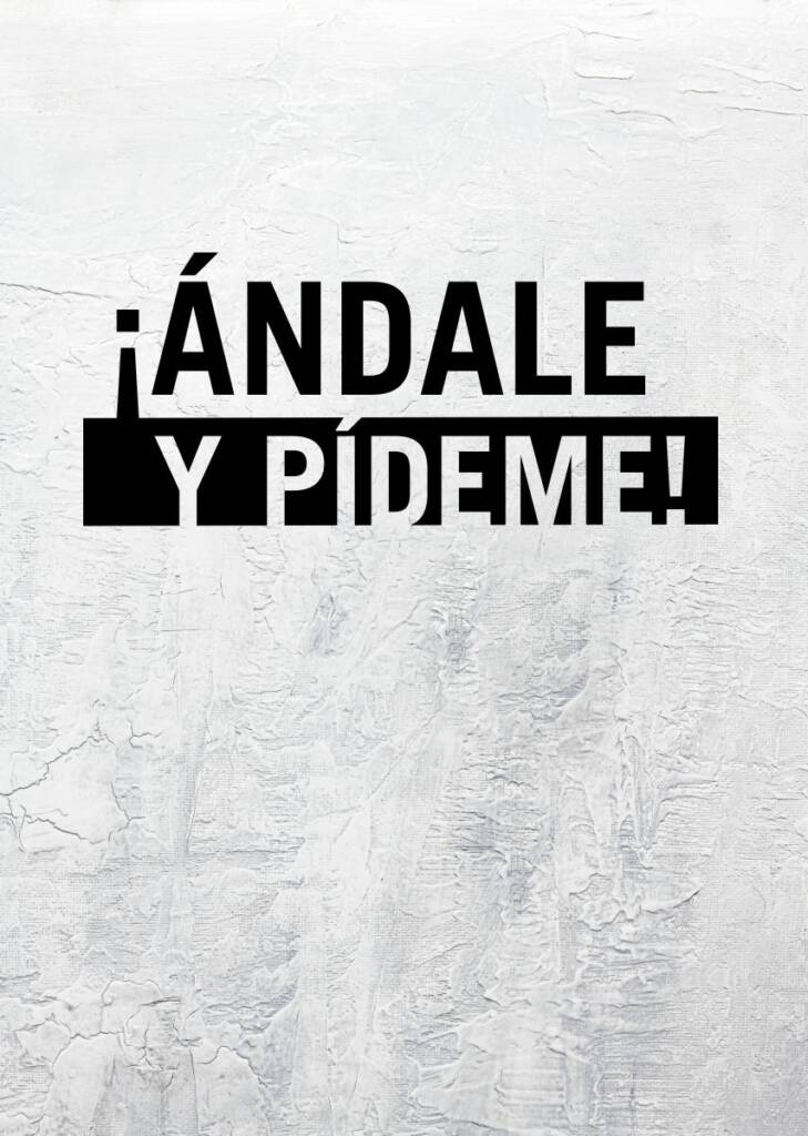Andale Y Pideme | Punk-Kitchen