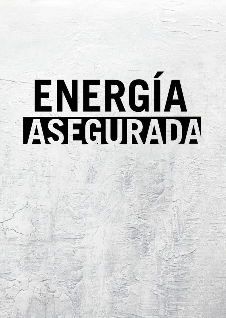 Energia Asegurada | Punk-Kitchen